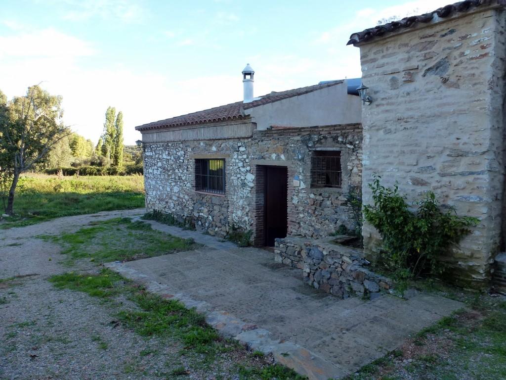 Casa del huerto el lagar de vi a vieja - Del huerto a casa ...