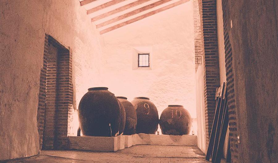 Casa Rural con bodega siglo XVII