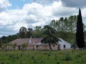 Exterior Casa Rural Cazalla