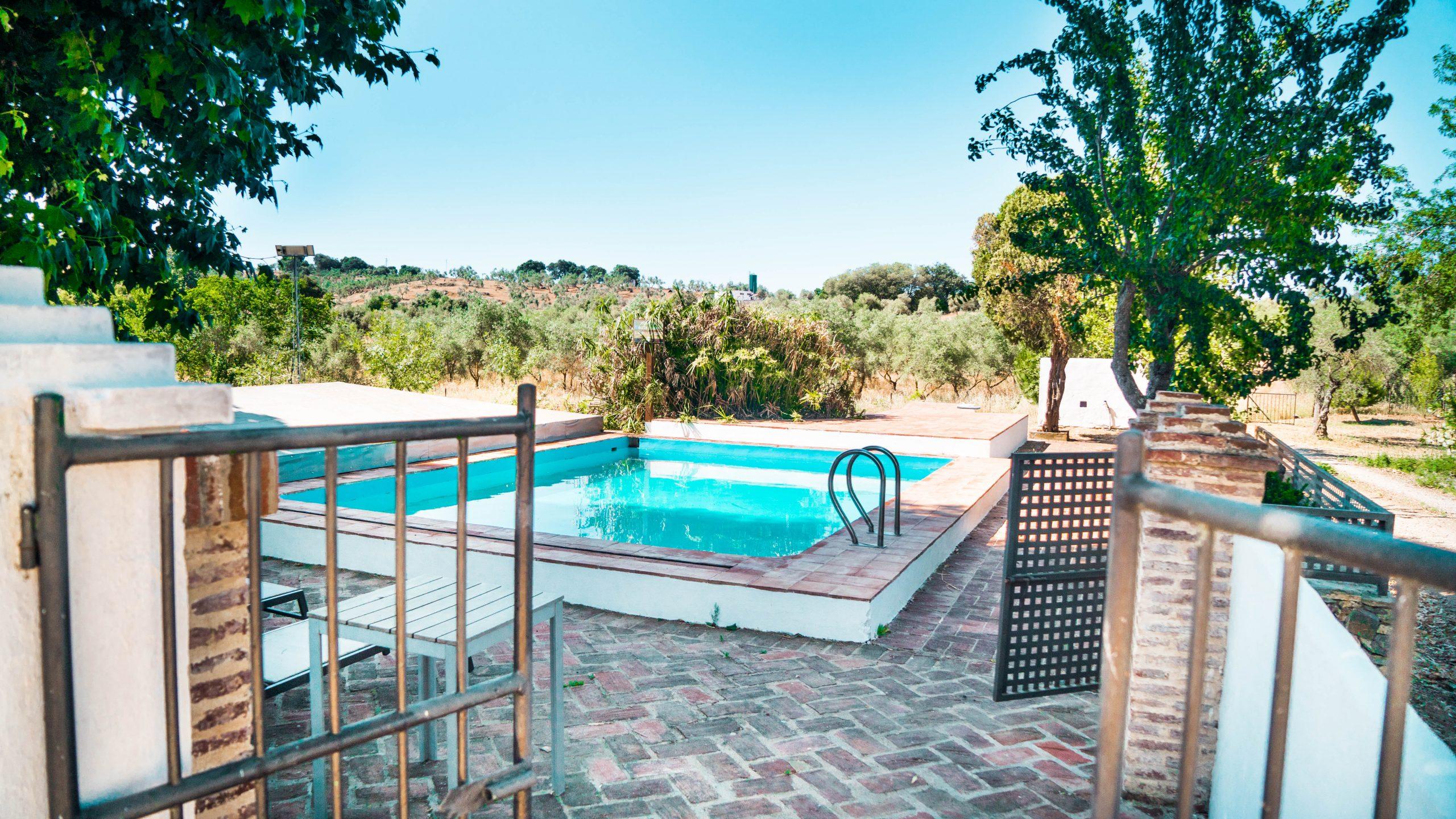 Casas Rurales con piscina