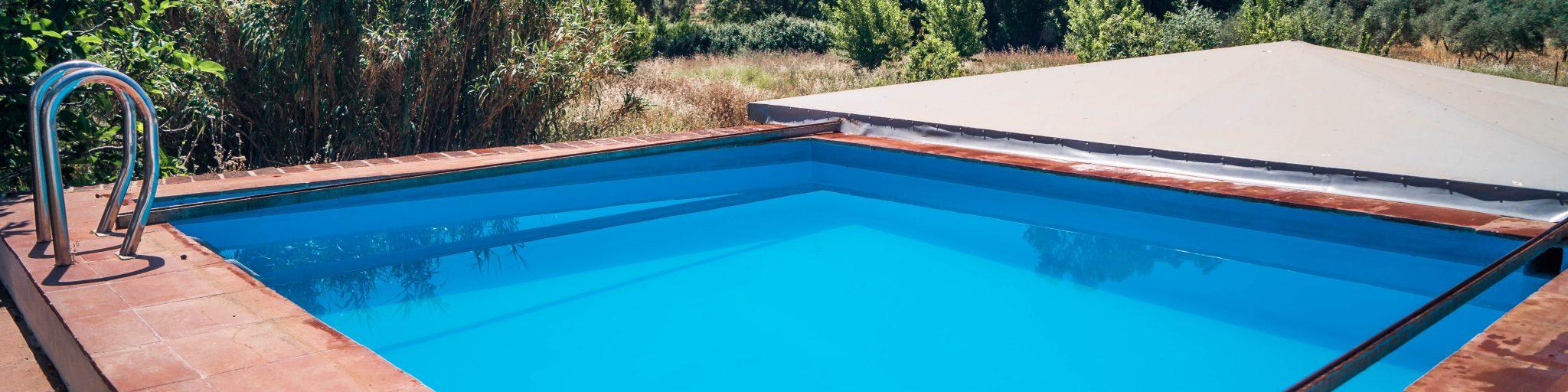 reservar casa rural con piscina